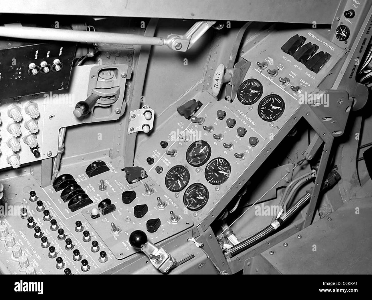 Northrop HL-10 corpo di sollevamento cabina Immagini Stock