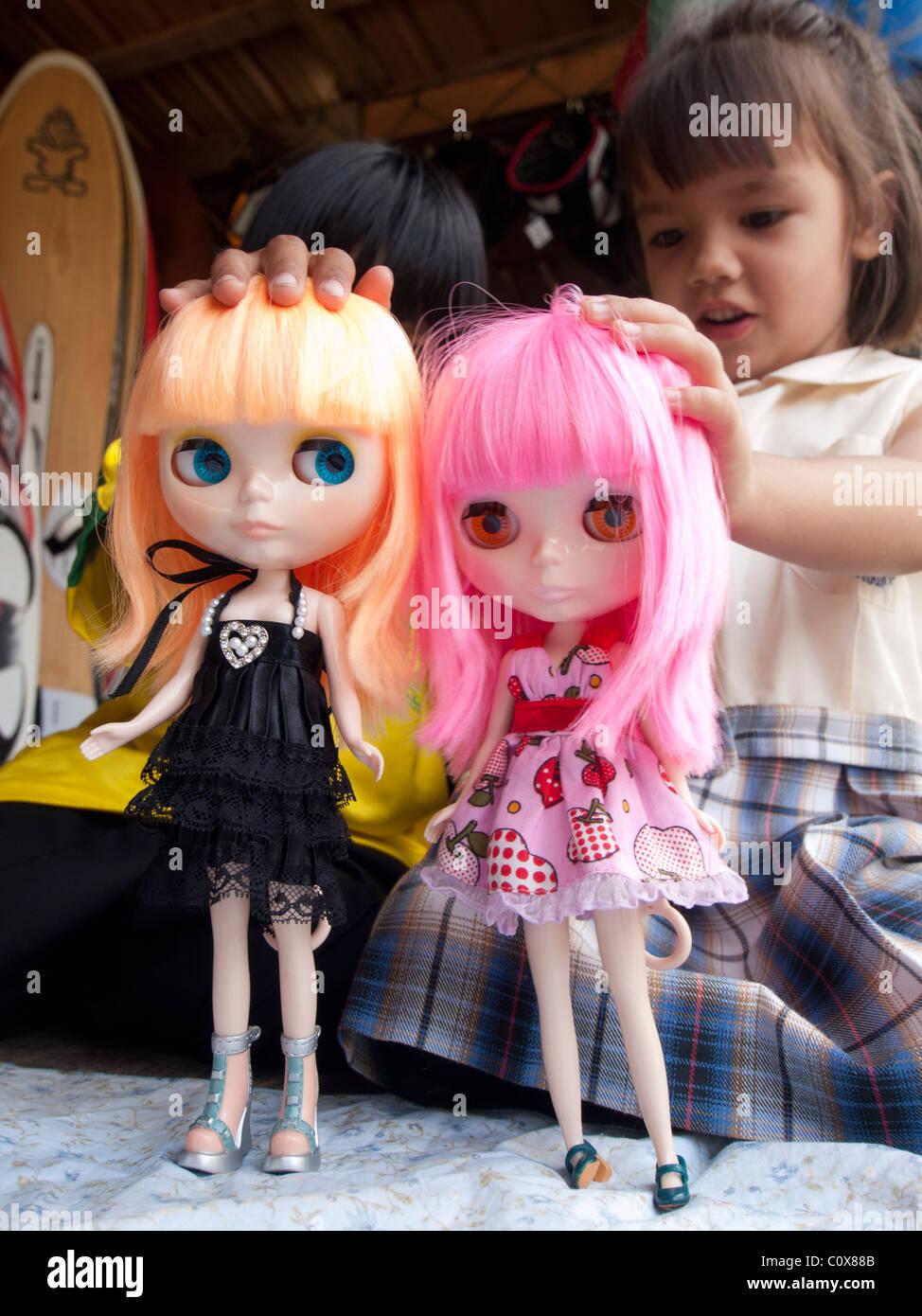 bambole blythe
