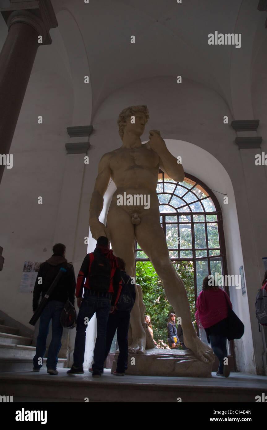 Accademi di Belli Arti all'Accademia d'arte centro di Napoli Campania Italia Europa Immagini Stock