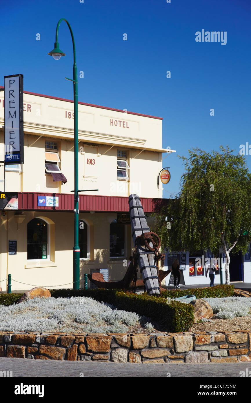 Il centro di Albany, Australia occidentale, Australia Foto Stock