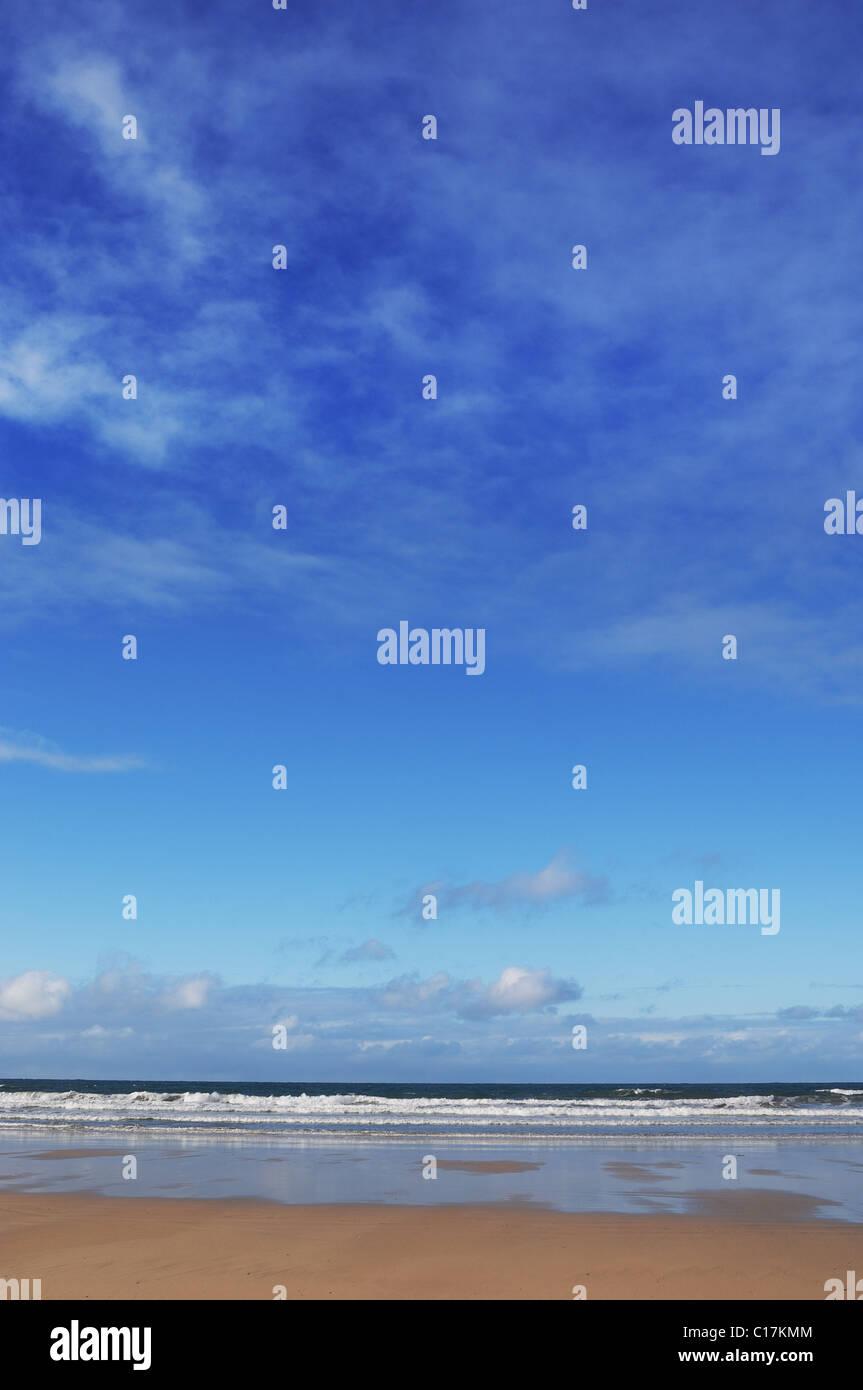 Spiaggia - Giovanni Gollop Immagini Stock