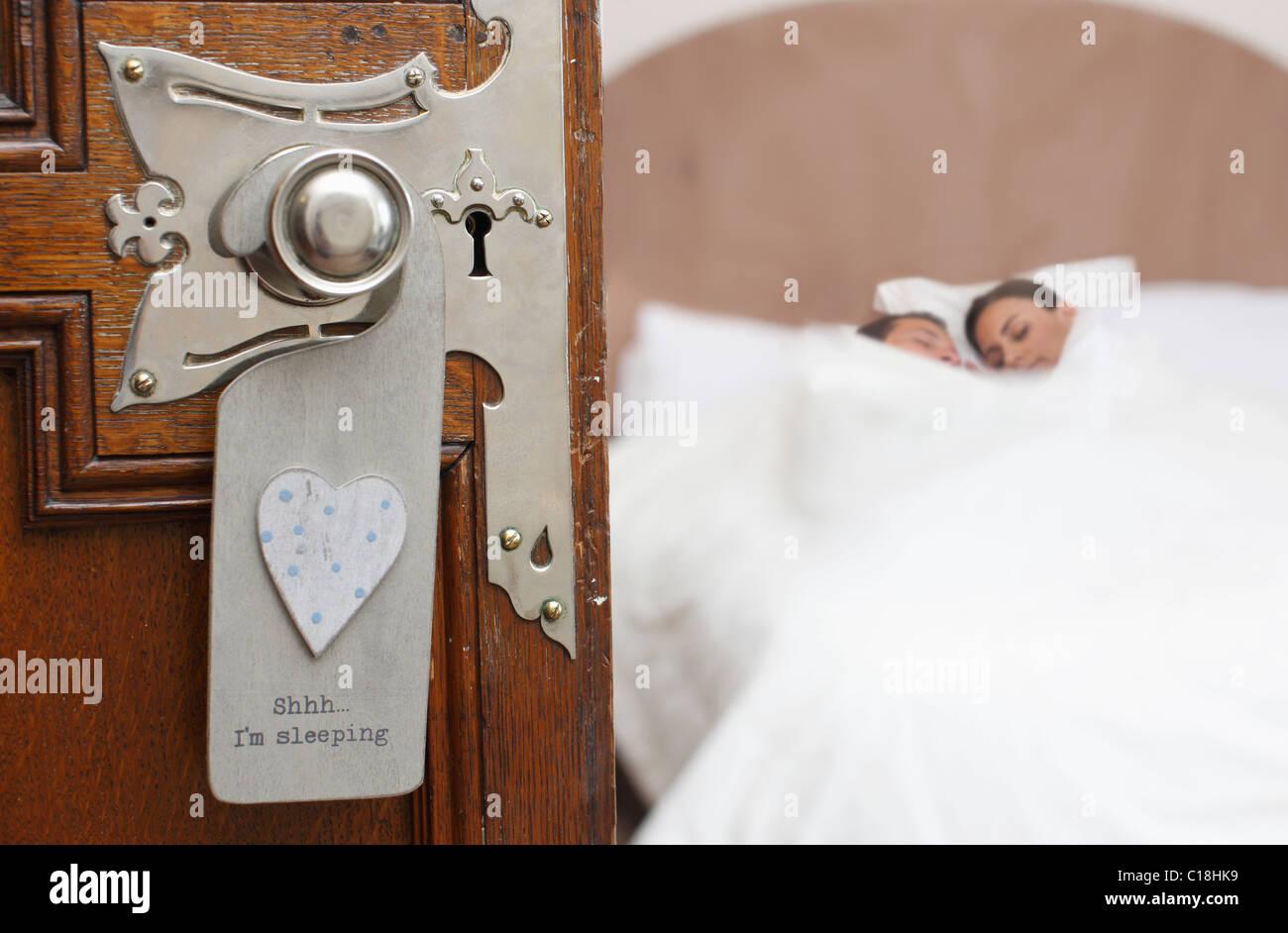 Viaggi di nozze Foto Stock