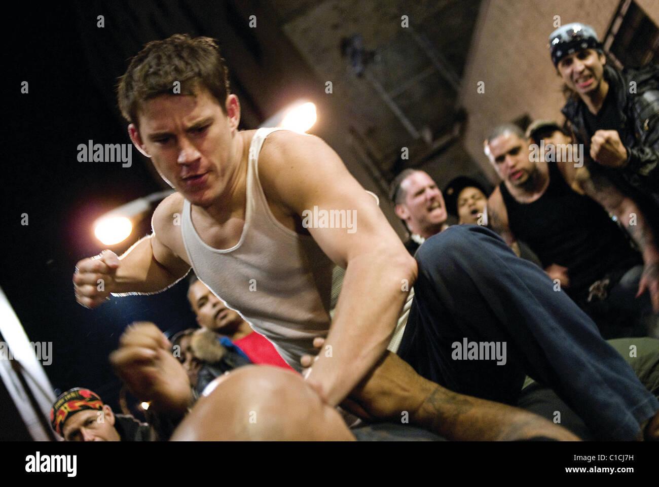 Il combattimento (2009) Channing Tatum dito montiel (dir) 006 collezione moviestore ltd Immagini Stock