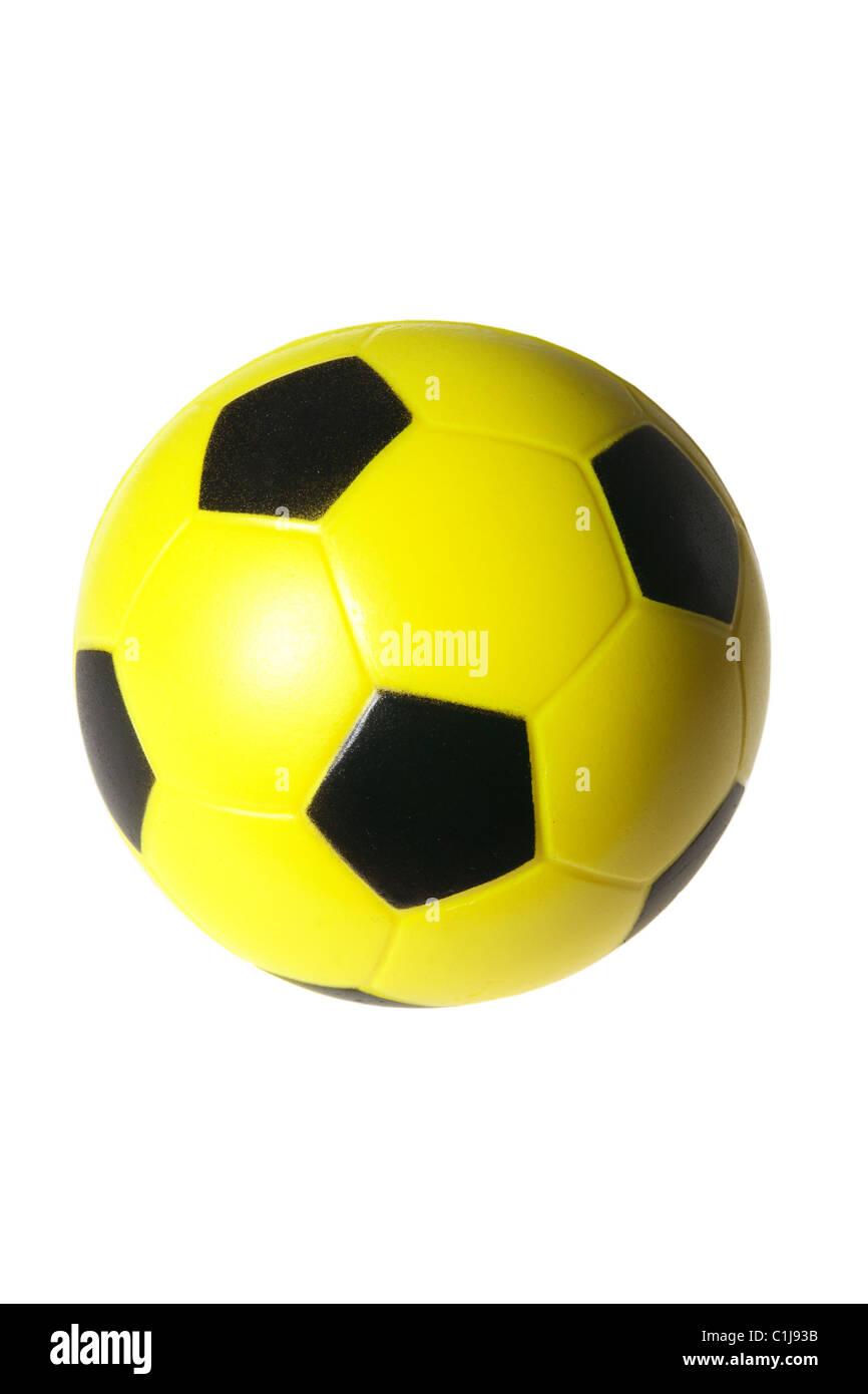 Pallone da calcio Immagini Stock
