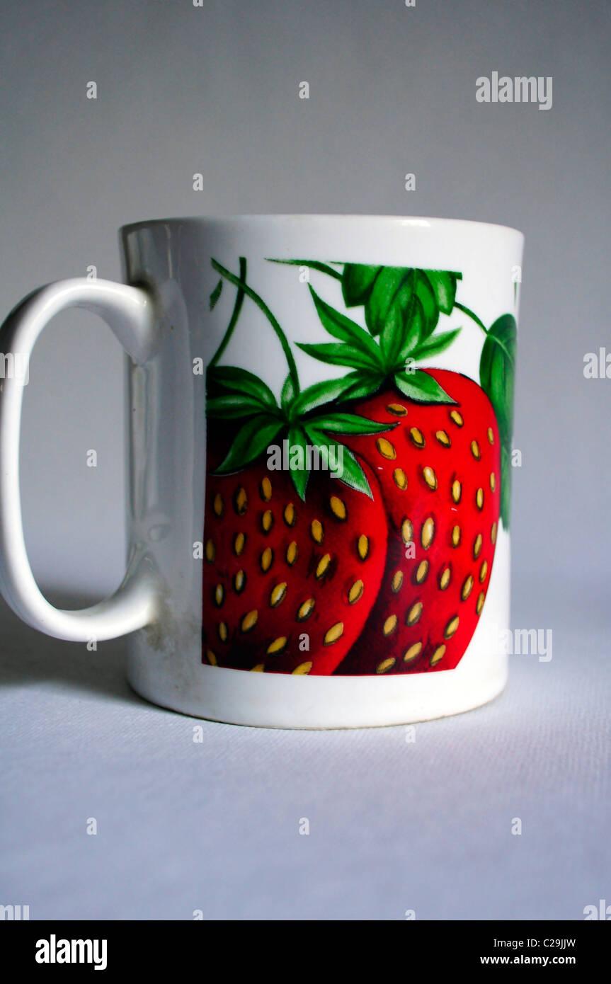 tazza di caffè Foto Stock
