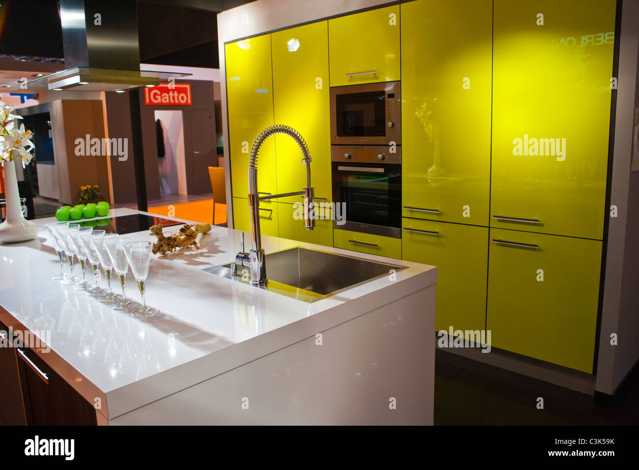 Parigi, Francia, portoghese Design cucine moderne, Mob ...