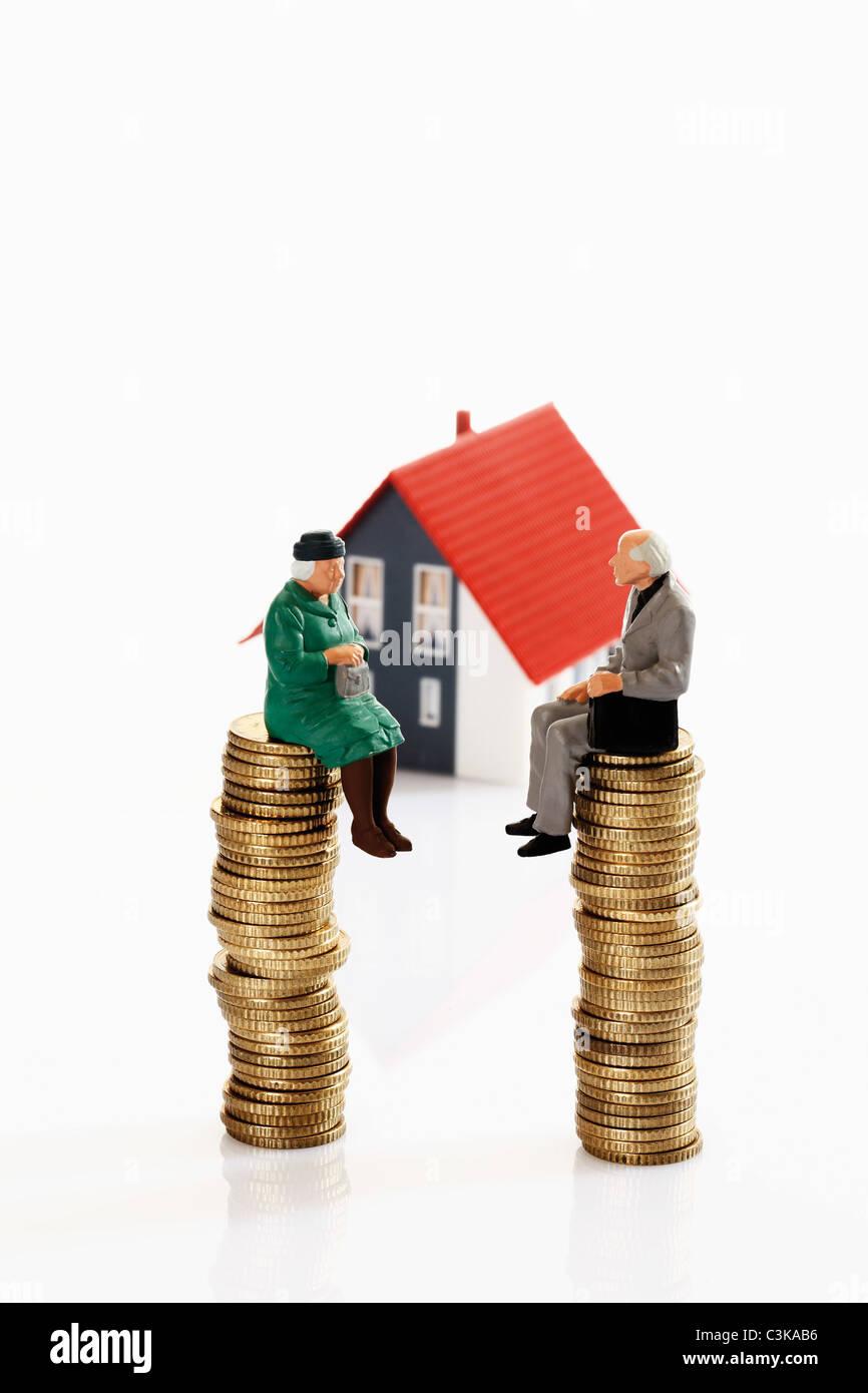 Investment immagini investment fotos stock alamy for Software di progettazione del modello di casa