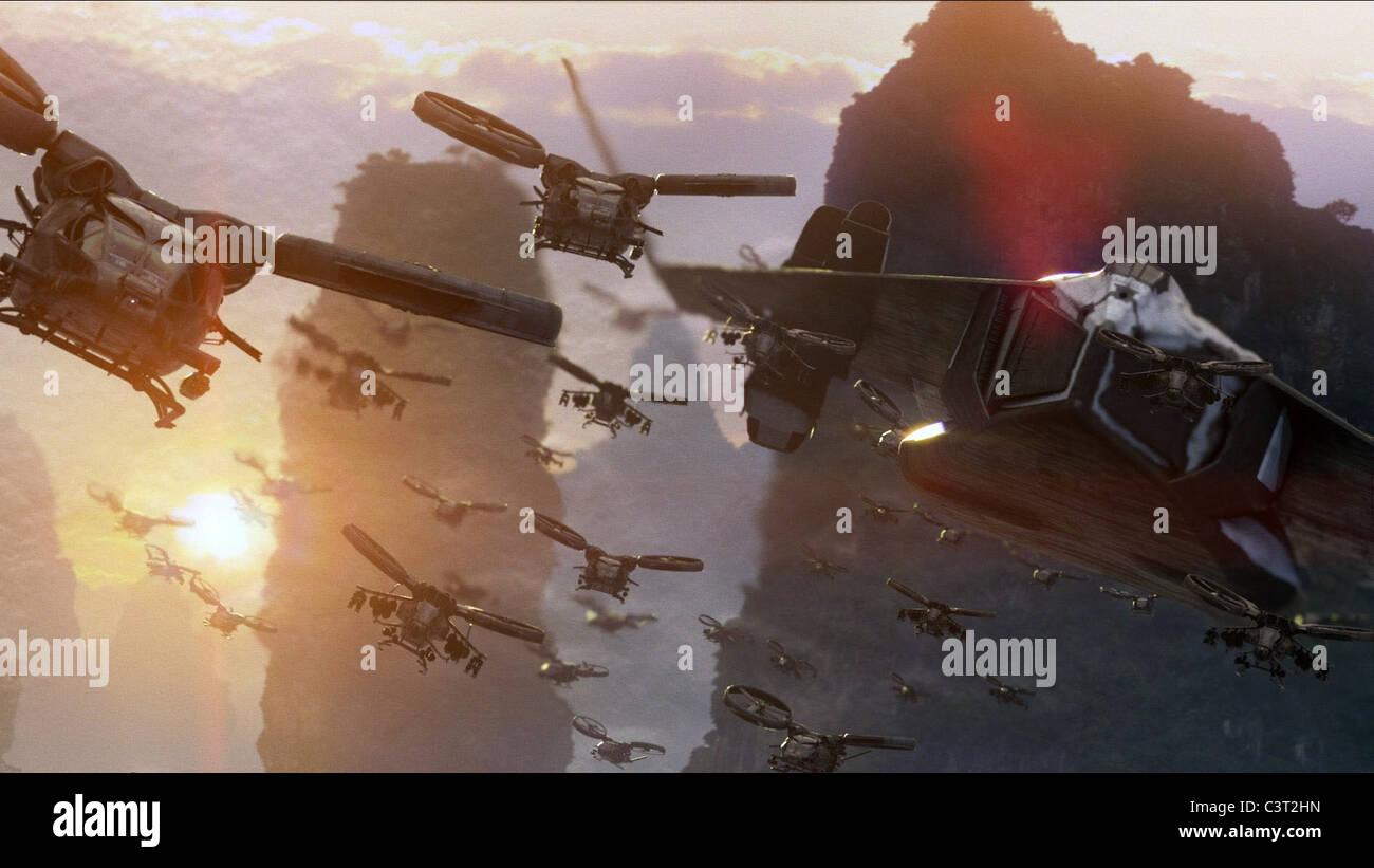 SCORPION pesanti da combattimento avatar (2009) Immagini Stock