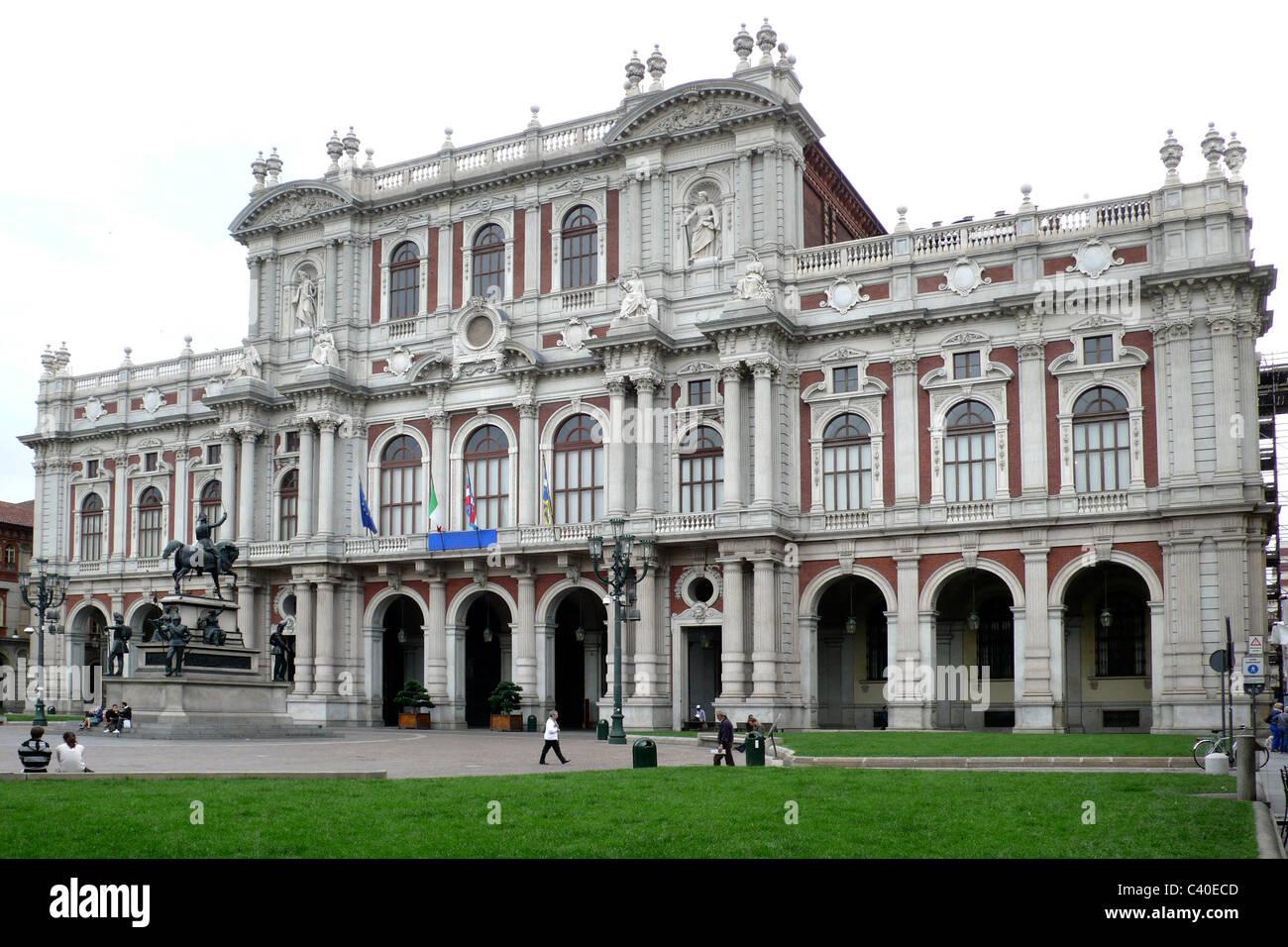 Museo Nazionale Del Risorgimento Italiano.Palazzo Carignano E Il Museo Nazionale Del Risorgimento Italiano