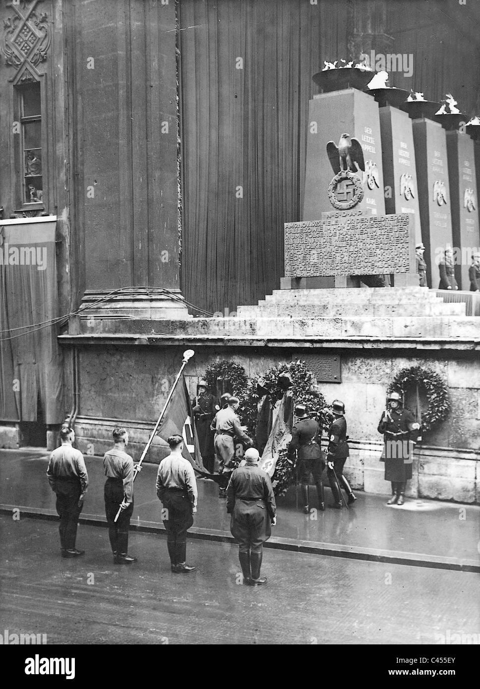 Fotos Hitler 9 Hitler 1923 Stock 9 November Immagini amp; November 1923 zq6RF