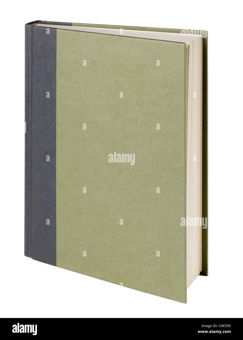 Libro a copertina rigida Immagini Stock