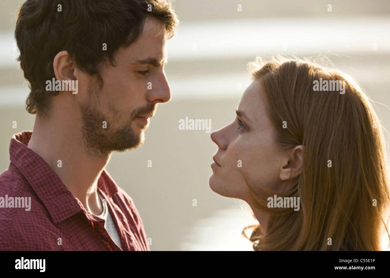 Anno bisestile 2010 film universale con Amy Adams e Matthew Goode Immagini Stock