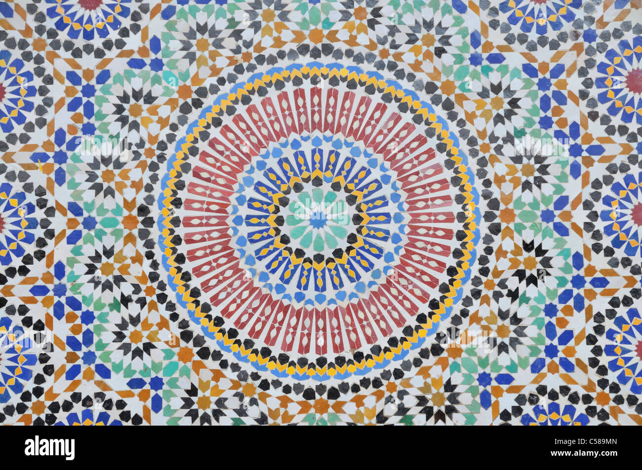 Africa marocco maghreb nord africa sefrou ornamento