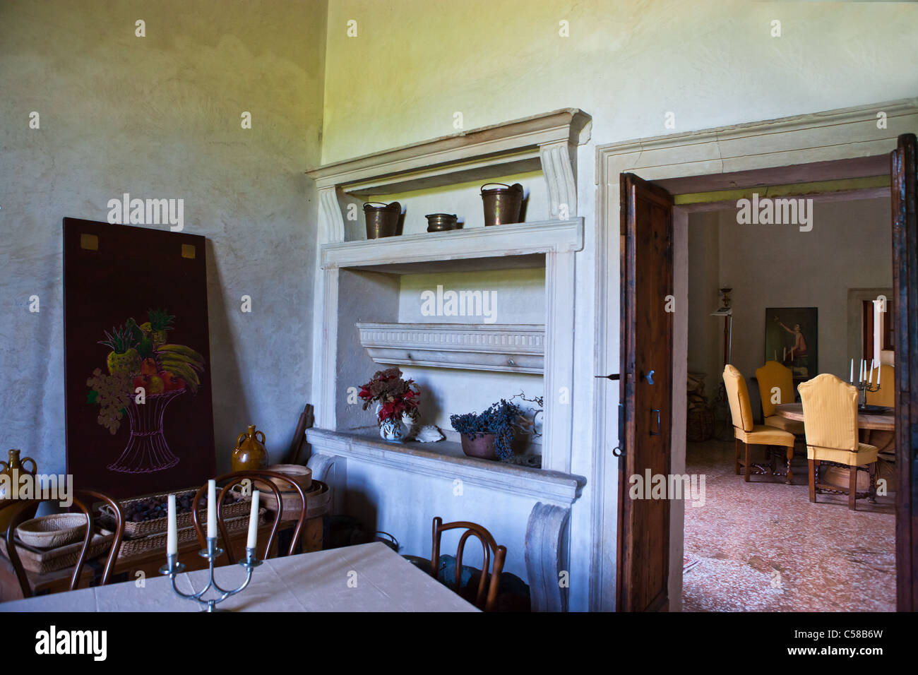 Interni Di Villa Pisani : Litalia veneto bagnolo di lonigo villa pisani interno architetto