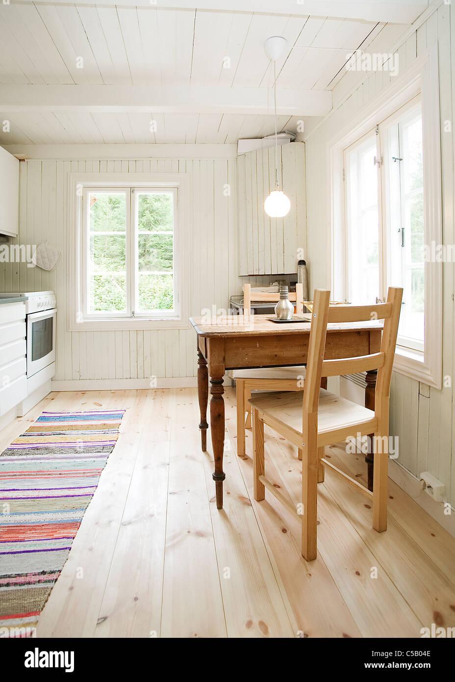 Tavolo piccolo per cucina altezza tavolo e verr usata con for Tavolo da pranzo piccolo