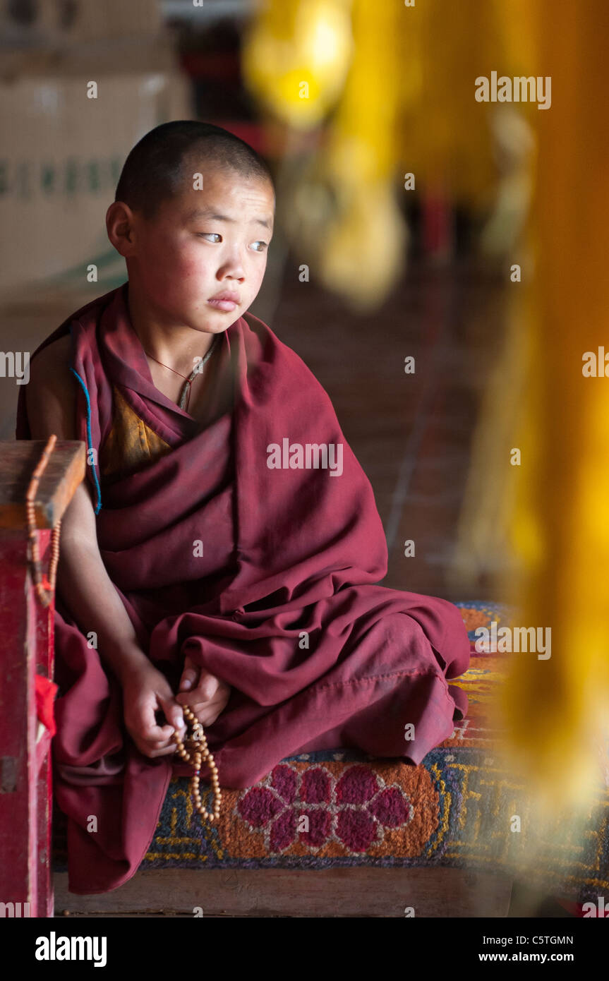Young Tibetan Boys Immagini   Young Tibetan Boys Fotos Stock - Alamy b913f2c5a79b