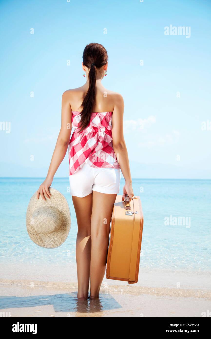 concetto di vacanza Immagini Stock