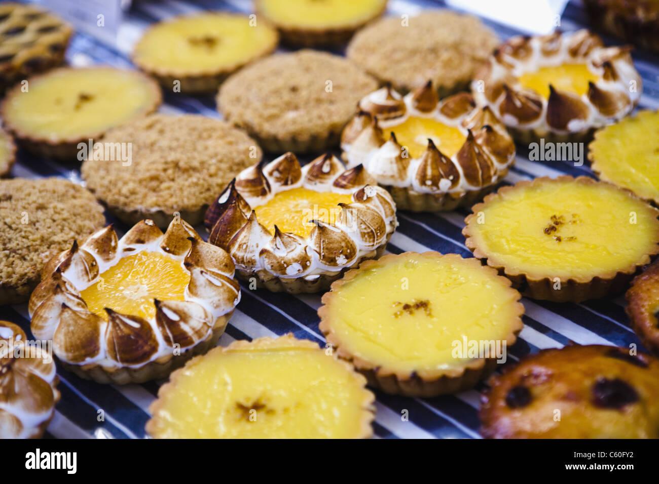 Close up cookie decorativo Immagini Stock