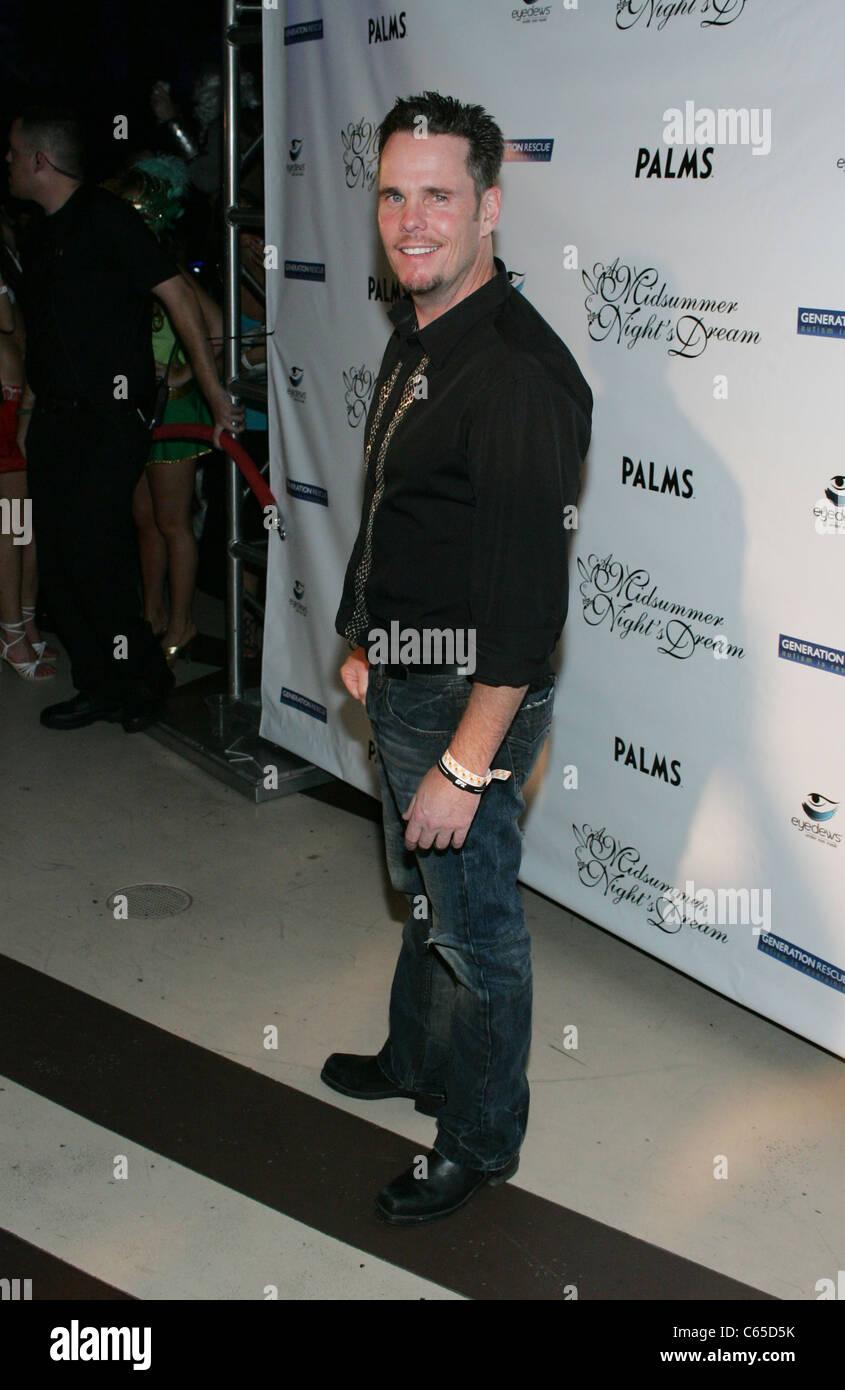 Kevin Dillon di presenze per quarto Annual Marcello Parmeggiani, palme Piscina & Bungalows, Las Vegas, NV il Immagini Stock