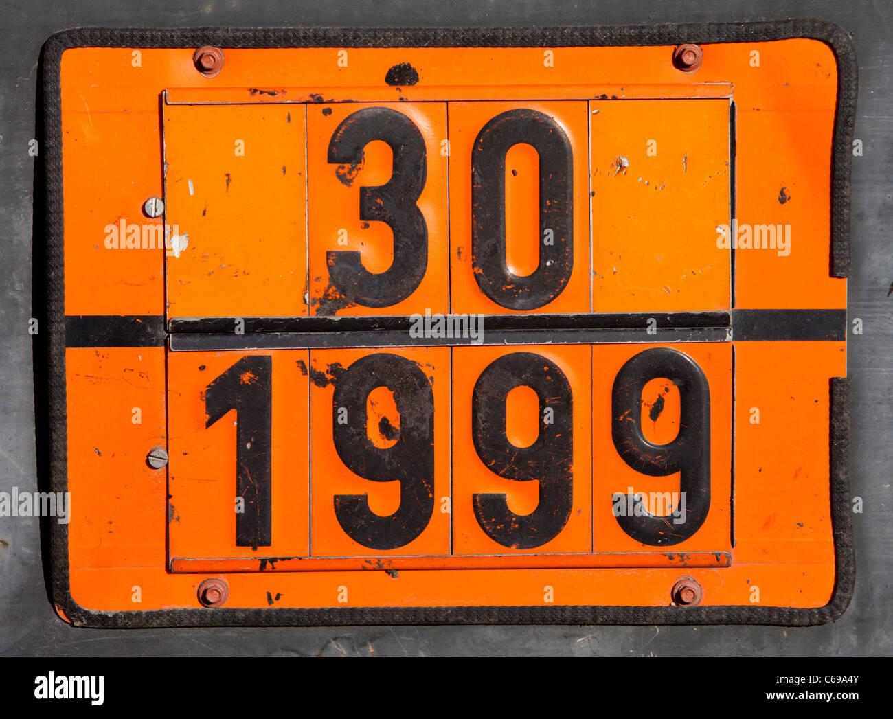 Numero Trentanove Immagini Numero Trentanove Fotos Stock Alamy