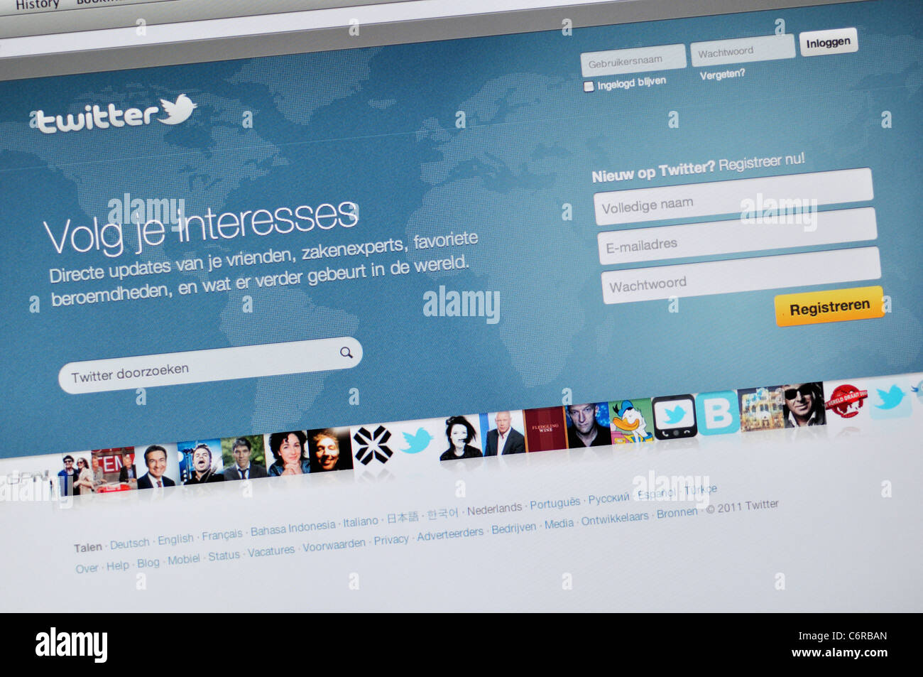 French Twitter Immagini   French Twitter Fotos Stock - Alamy 76052af471a0