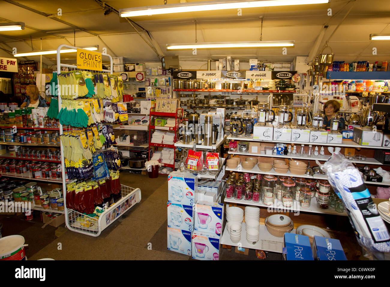Ironmonger Shop Store Musgrave Di Windermere Un Tradizionale