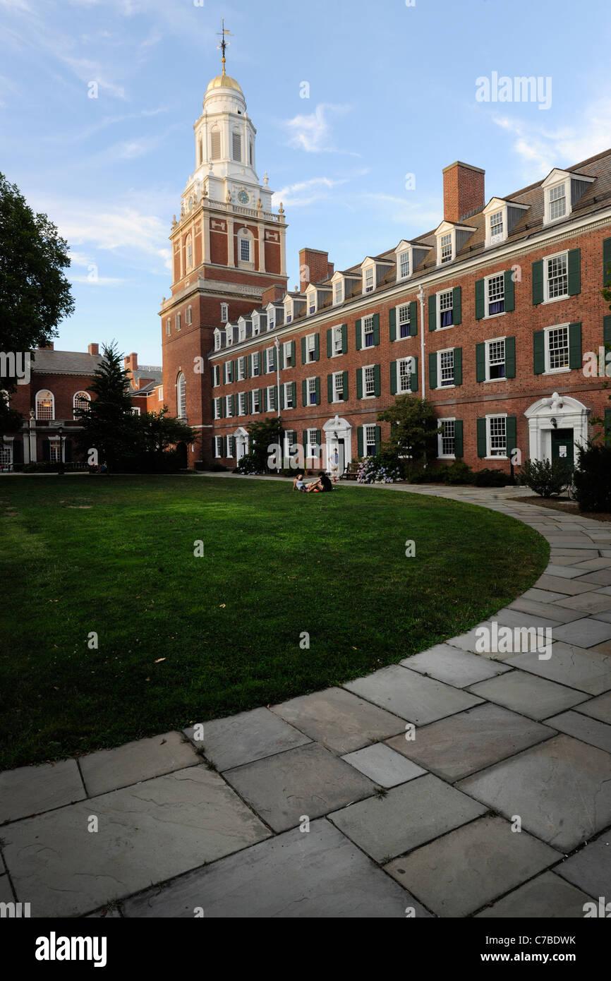 Università di Yale, Pierson college residenziale Immagini Stock