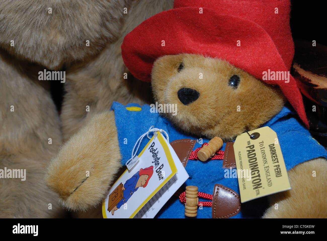 Paddington bear rainbow designs pa peluche l orso classico
