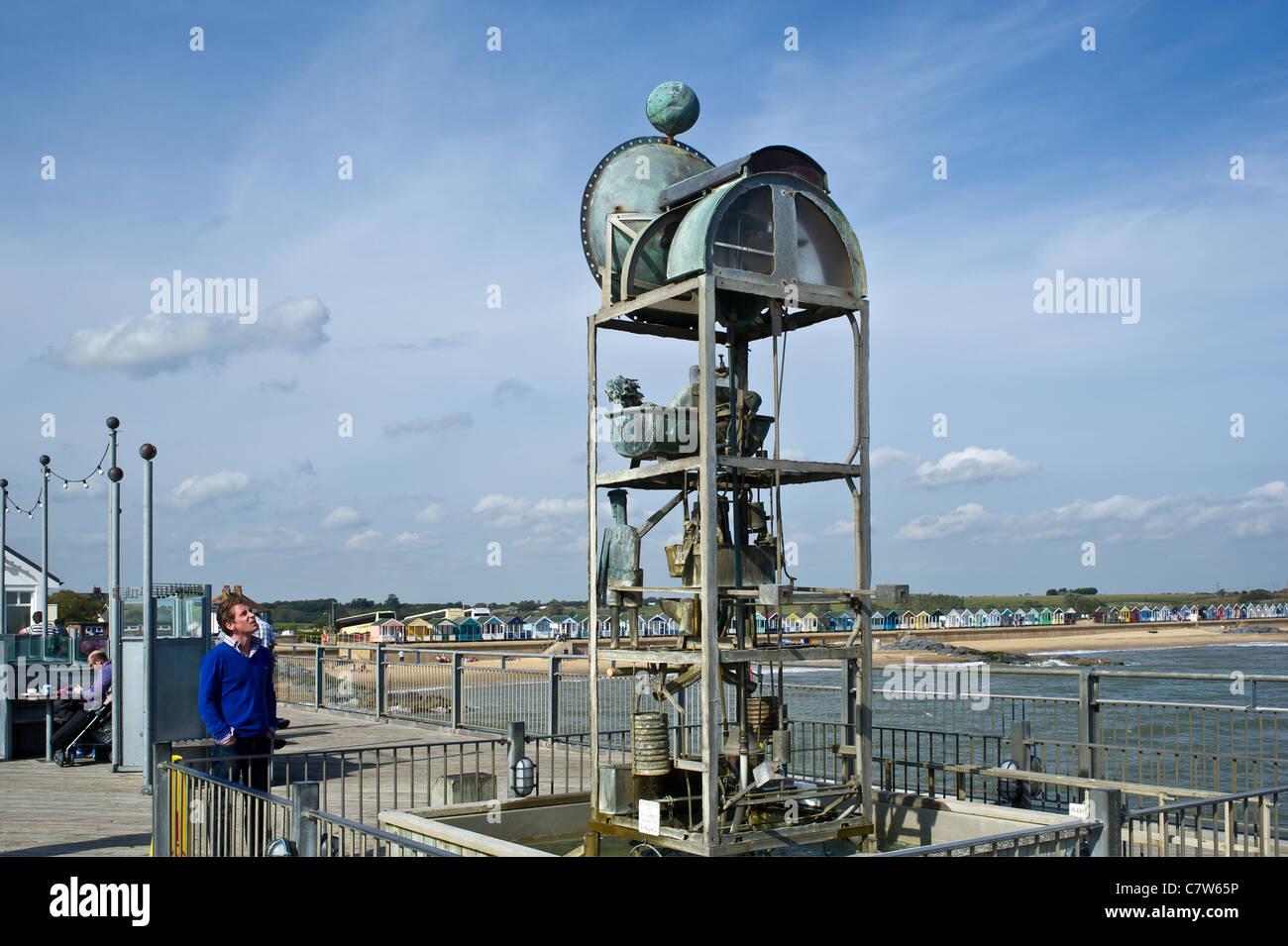 Fontana dell orologio ad acqua del pincio a villa borghese