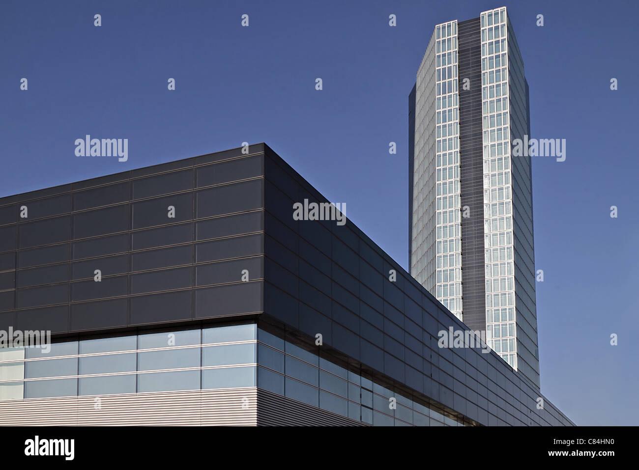 Edifici moderni Immagini Stock
