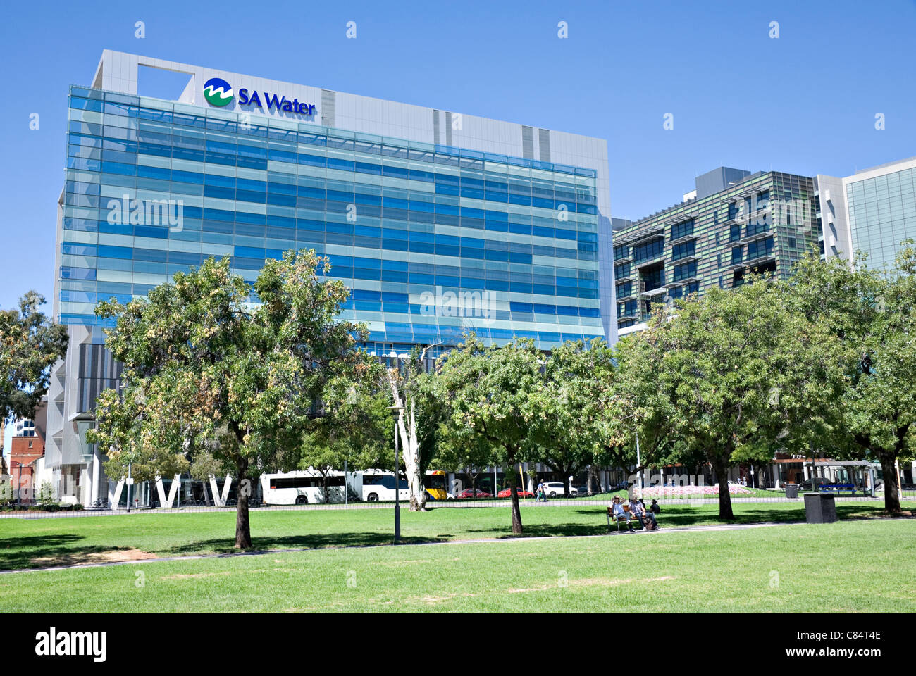 Ufficio Moderno Sa : La south australian acqua società ufficio moderno edificio off