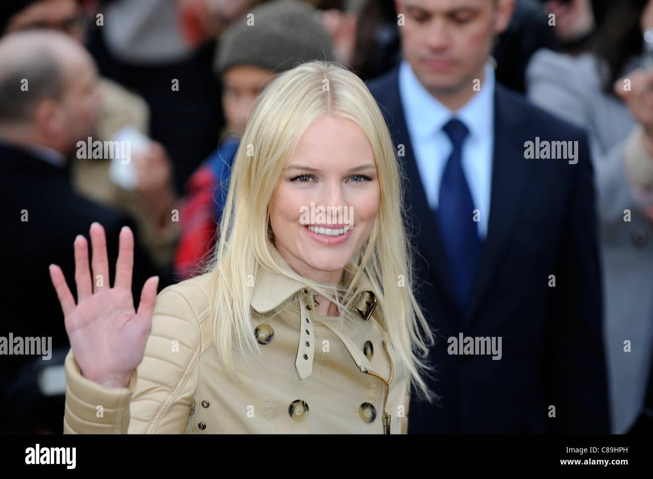Kate Bosworth 2011 - Immagine Copyright Celebrity Spotlight 2011 Immagini Stock
