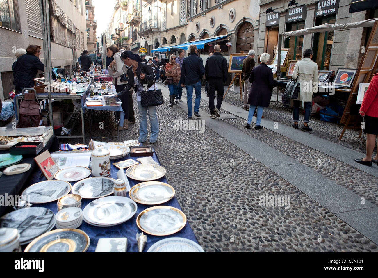 8ae487b1a576d Il quartiere di Brera a Milano