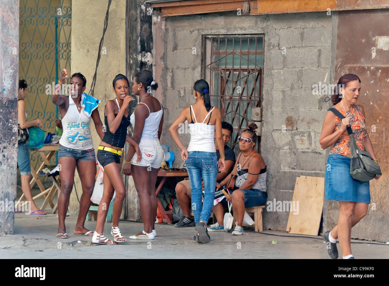 Cuba ragazze di Cuba: le