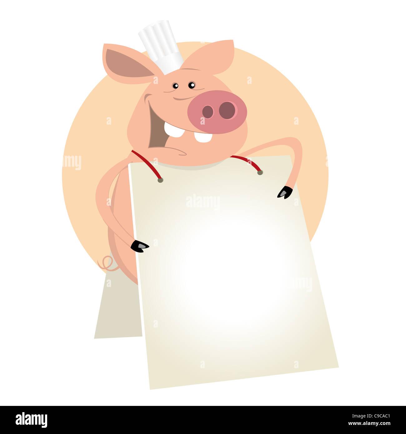 Maiale cartone animato immagini maiale cartone animato fotos