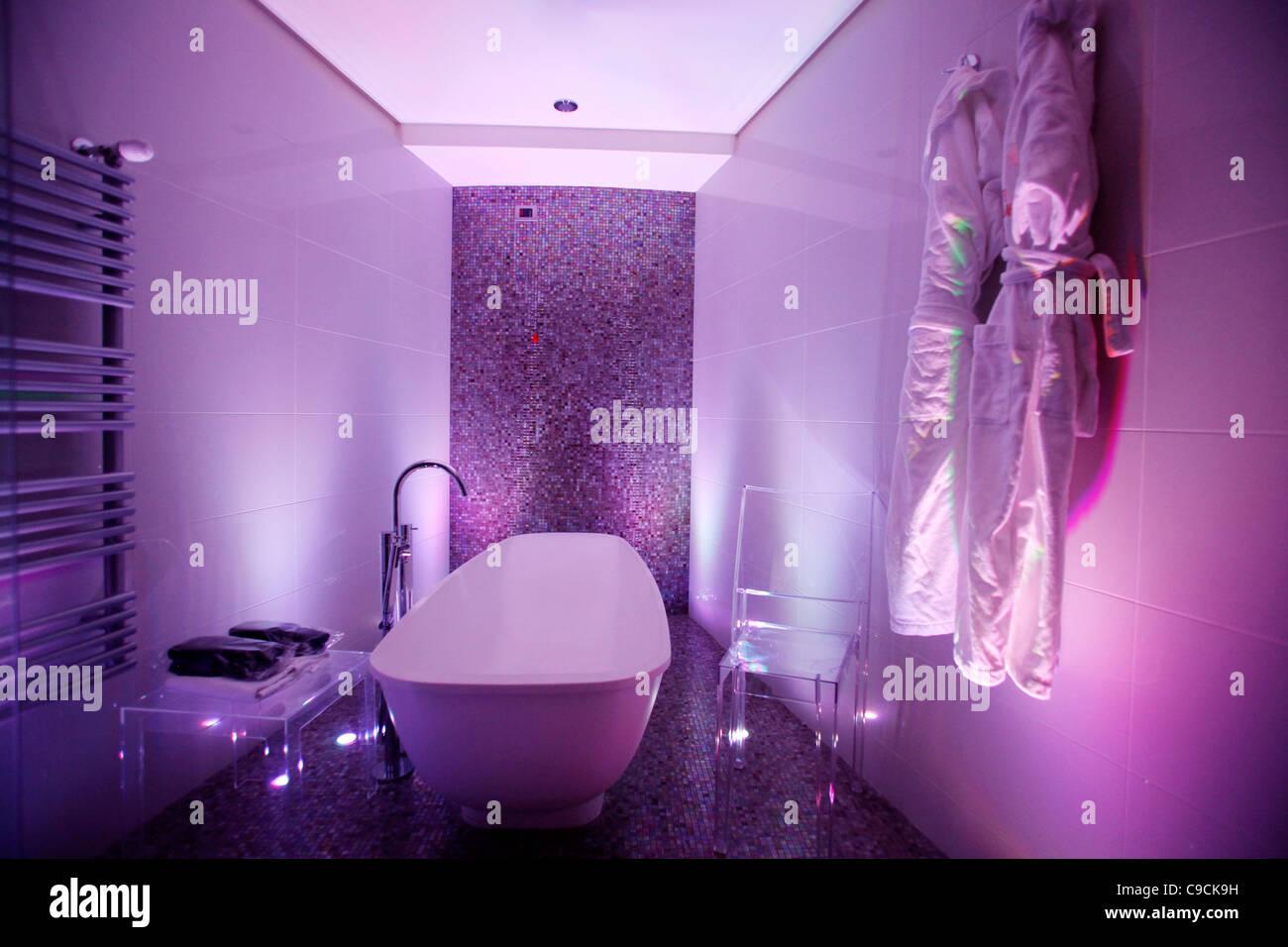 Bagno al t hotel design cagliari sardegna italia foto