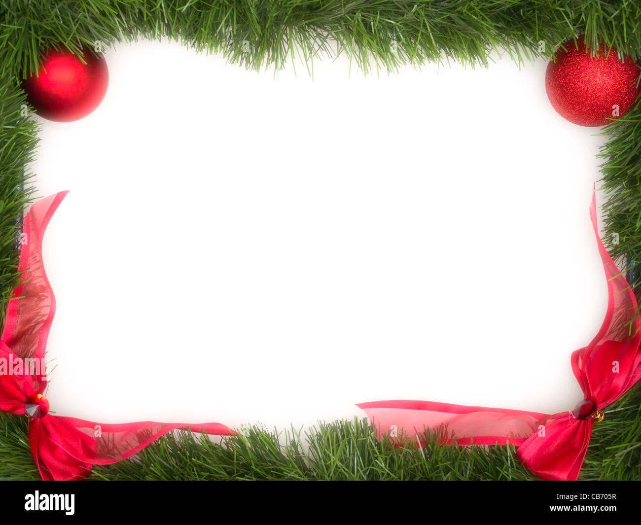 Cornici Foto Di Natale.Cornice Di Natale Foto Immagine Stock 41335779 Alamy