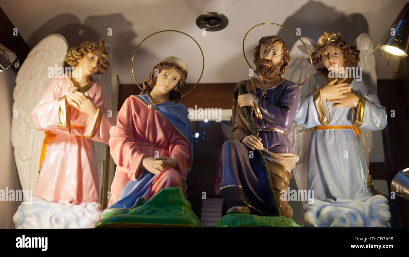 Natale Cattolico.Natale Cattolico Di Figure O Statuette In Vendita Come Decor