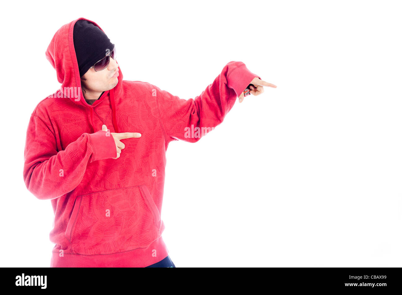 Young Rapper Posing Isolated On Immagini   Young Rapper Posing ... 9829e1f495ef