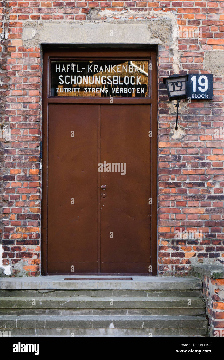 Sportello nel blocco 19 il schonungsblock convalescenza for Il tuo account e stato attaccato