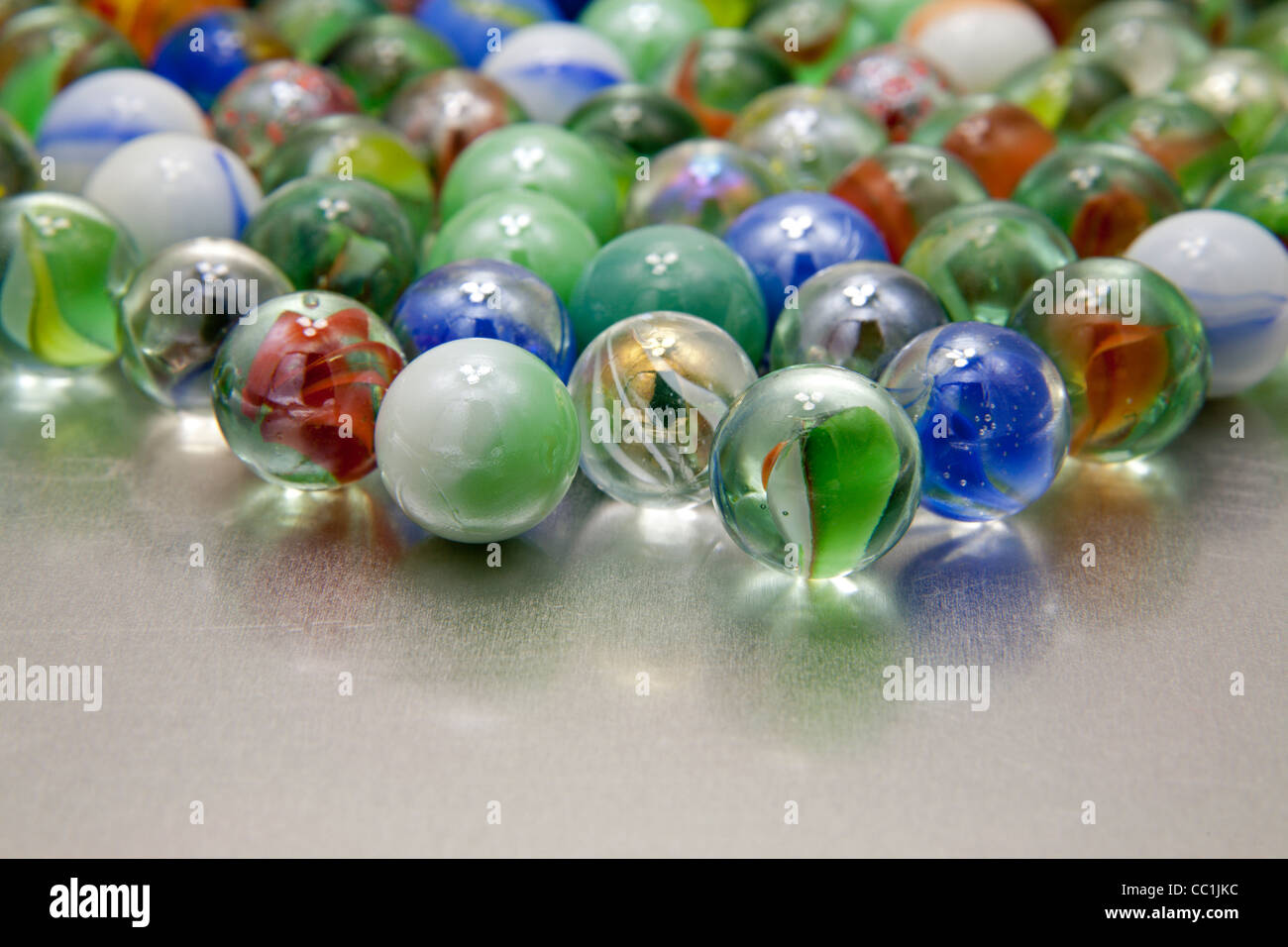 Glarneys globulo - Immagini Stock