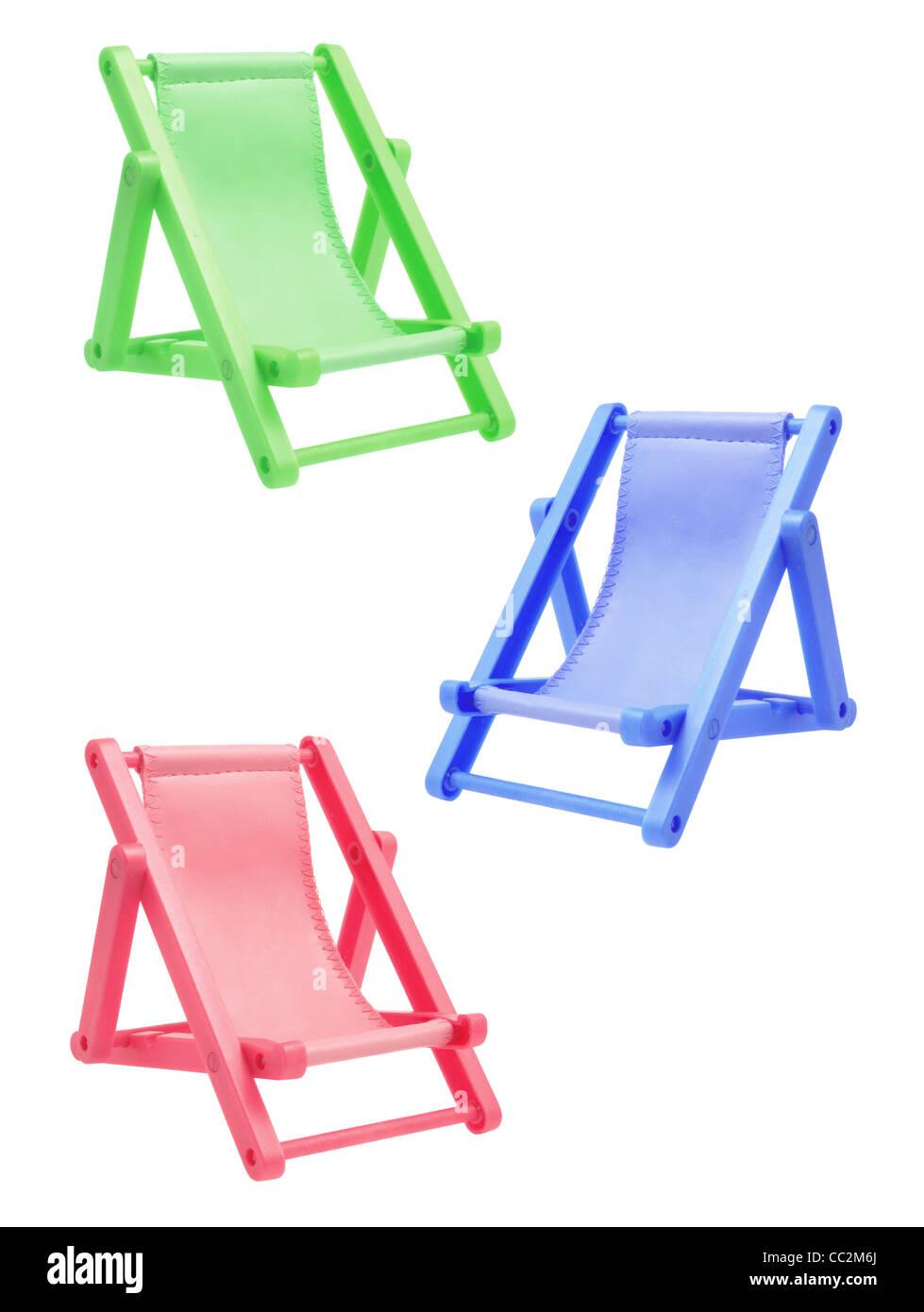 Sedie A Sdraio In Miniatura.Sdraio In Miniatura Foto Immagine Stock 41856378 Alamy