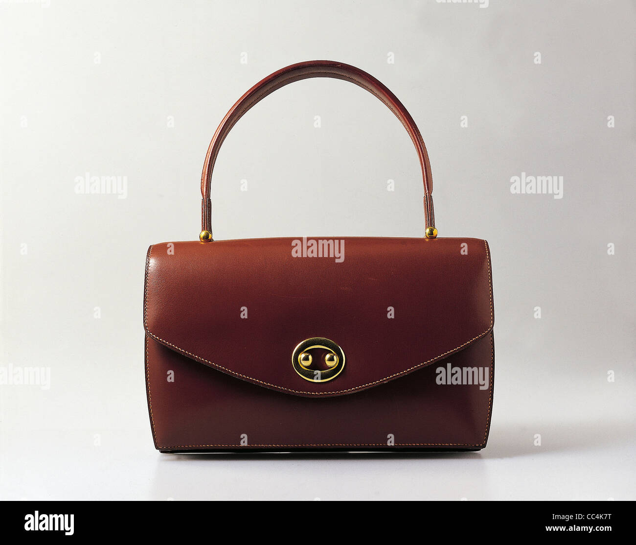 Accessori moda: borse di Hermes Kelly Bag Immagini Stock