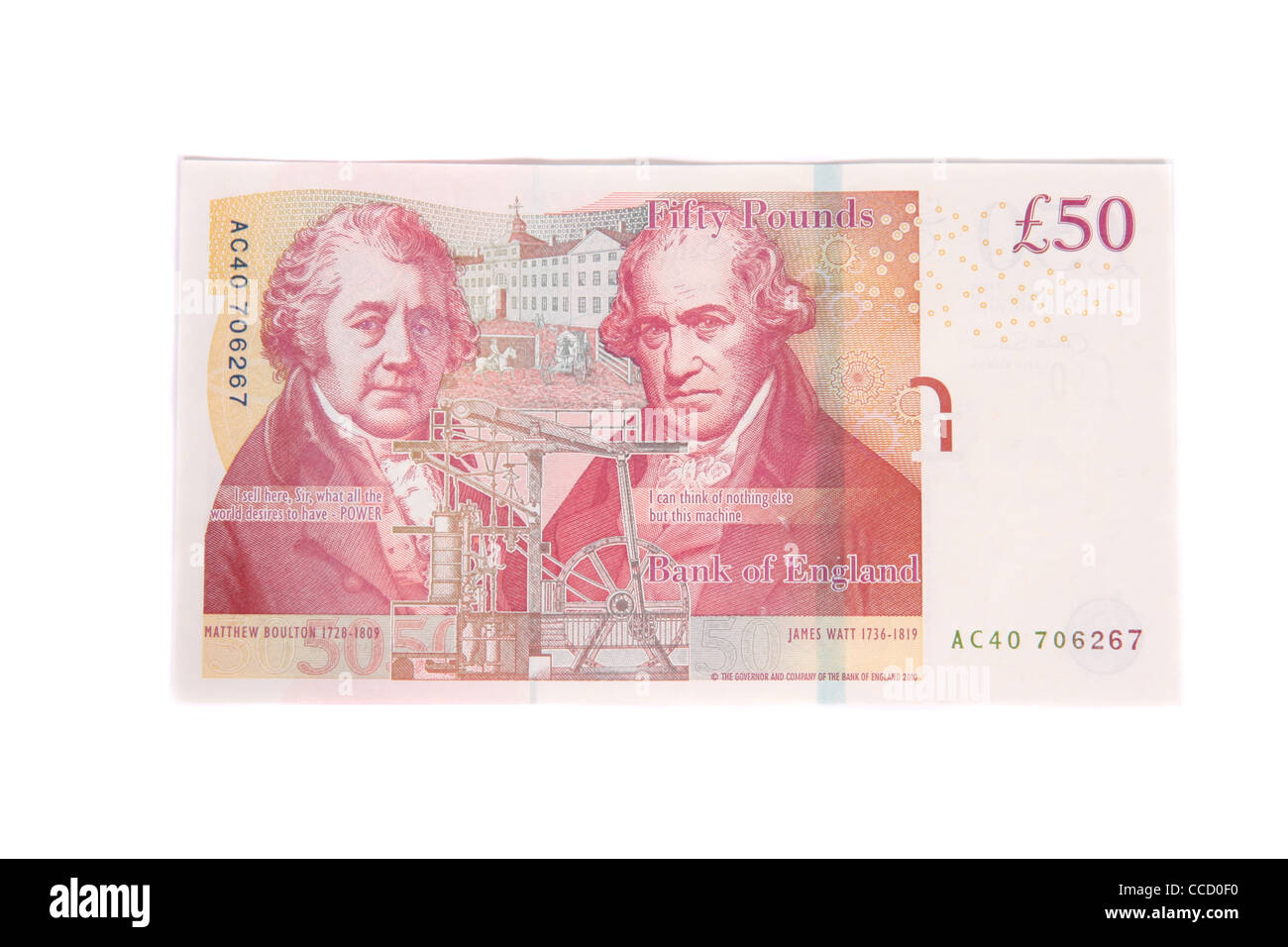 Cancelletto In Inglese : Fifty pound note immagini fifty pound note fotos stock alamy