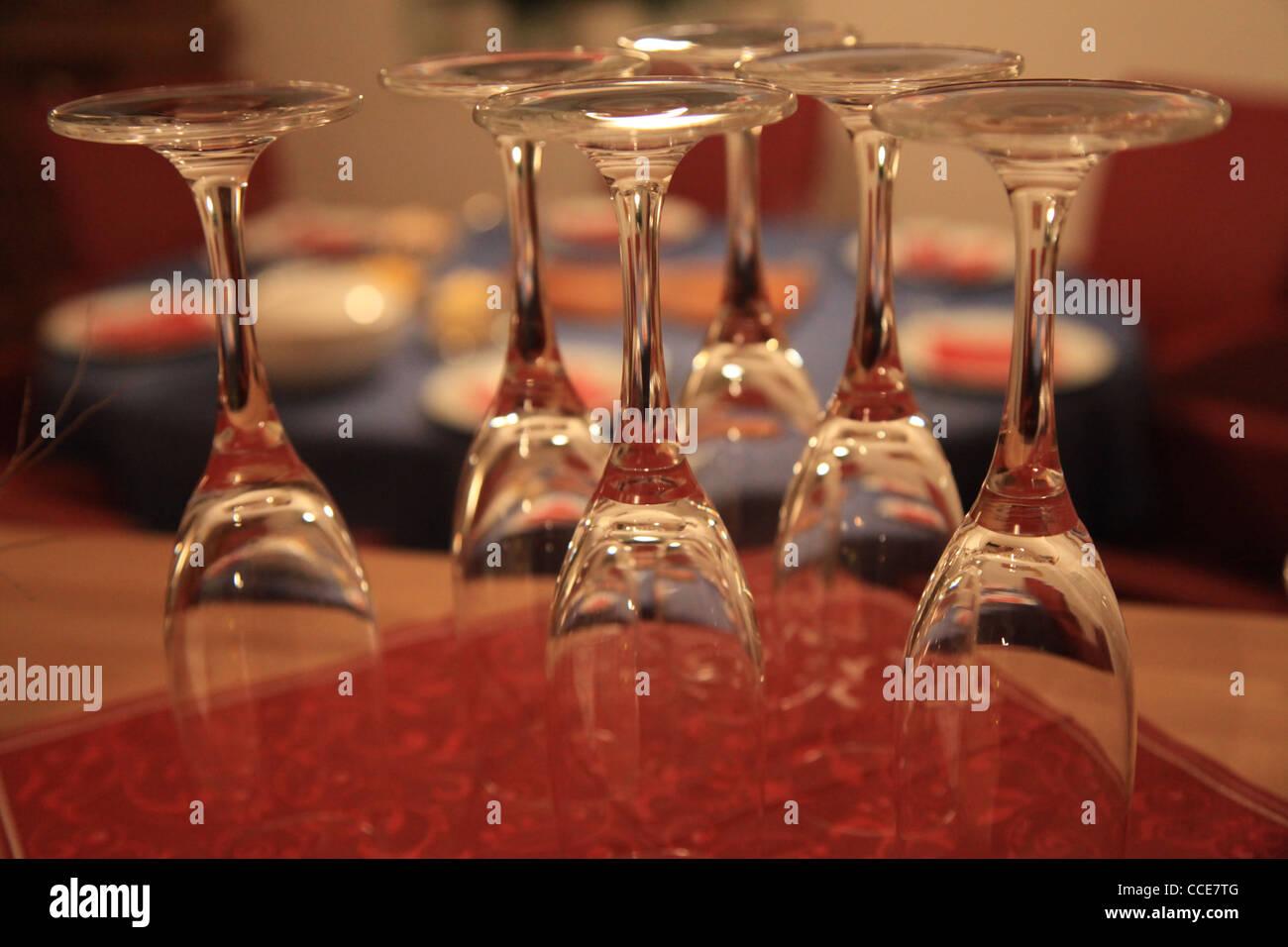 Sekt, Sektglas,Sektgläser, Champagner, Rot, rot, Stillleben, Stilleben, Glas, brillanti, strahlend, glänzend, Immagini Stock