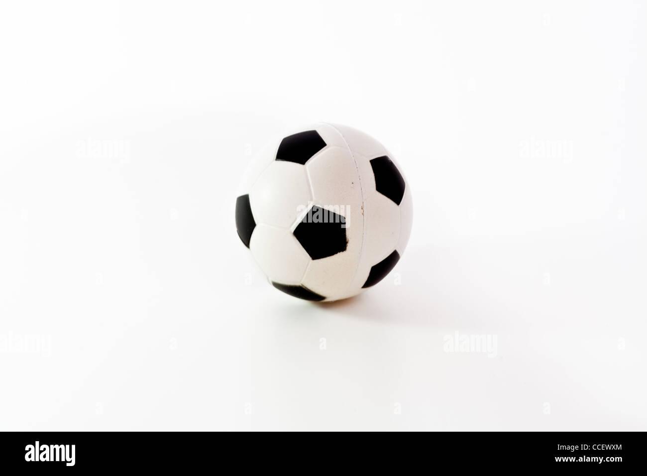 Il calcio pallone da calcio Immagini Stock