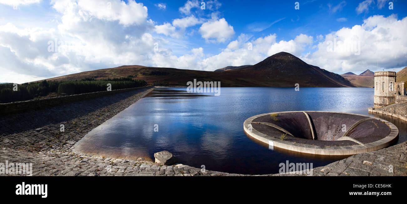 Silent Valley, County Down, Mournes, Irlanda del Nord Immagini Stock