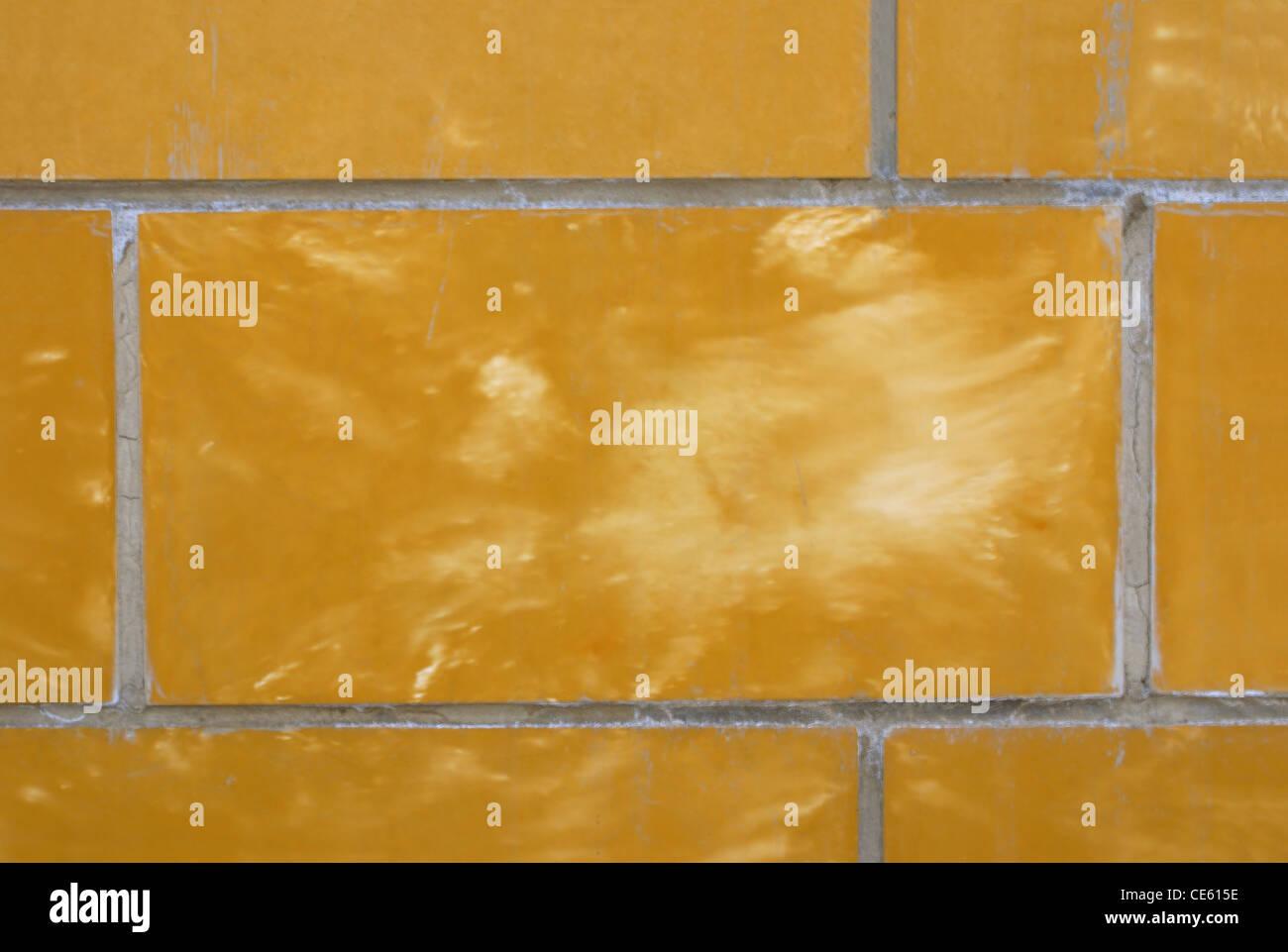 Muro di mattoni. Immagini Stock