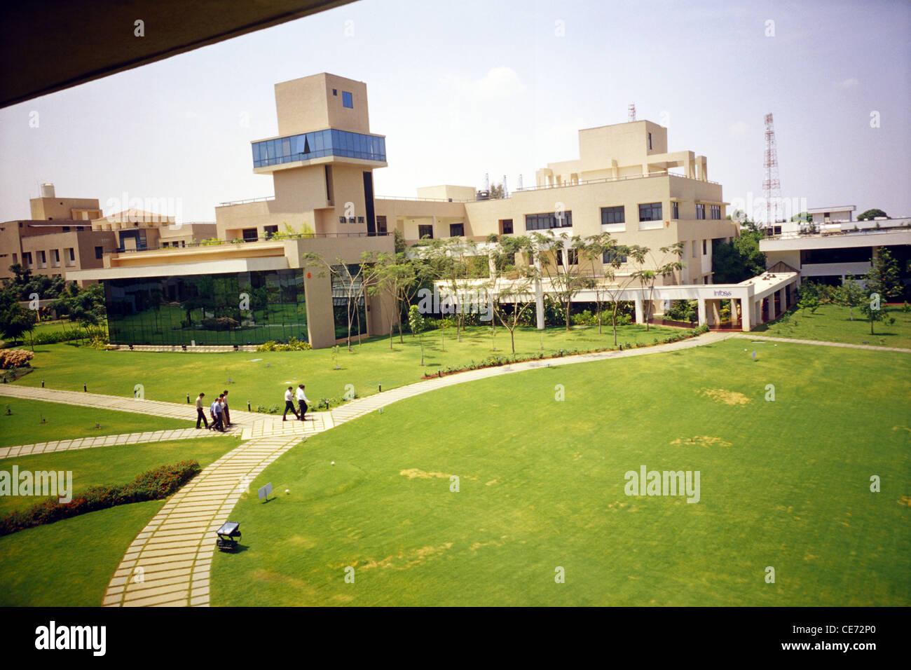 Infosys campus ; bangalore ; Karnataka ; India Immagini Stock