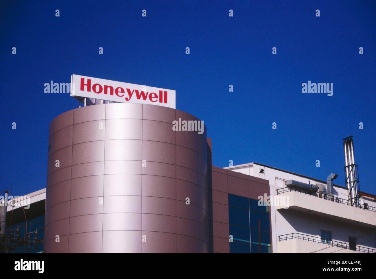 Edificio di Honeywell in città elettronica bangalore karnataka india Immagini Stock